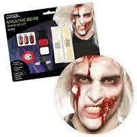 sfx makeup kit gore prosthetics face