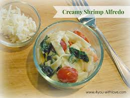 Creamy Shrimp Alfredo -It Easy with ...
