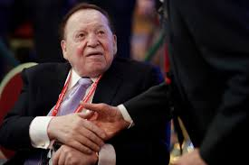 Trump antagonizes GOP megadonor Adelson in heated phone call - POLITICO