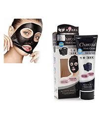 blushia charcoal face mask 120 gm