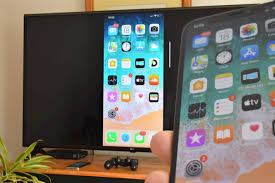 mirror your iphone to lg smart tv