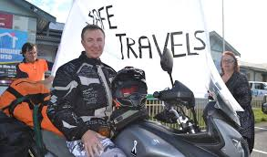 Phillips ride to raise awareness | Port Lincoln Times | Port ...