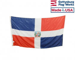 Dominican Republic Flags And Banners