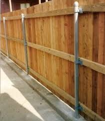 Converting Chain Link Fence To Wood Fence Doityourself Com Community Forums