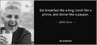 TOP 10 QUOTES BY ADELLE DAVIS | A-Z Quotes