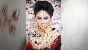 best bridal makeup artist in india top