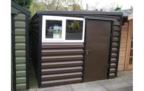 security steel sheds uk and metal