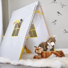Kids Pup Tent Indoor Play Make Believe Tent Kids Rooms Imagine Childhood