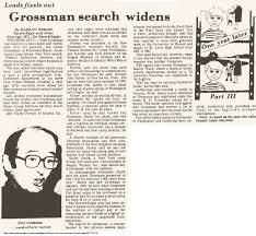 Dyer Grossman – Don't Talk to Strangers
