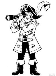 Kleurplaat Piet Piraat Piet Piraat Piraten Kleurplaten
