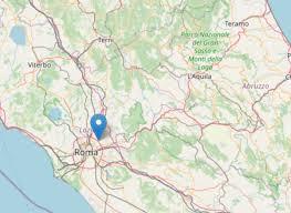 Terremoto durante la notte nelle vicinanze di Roma - Tusciaweb.eu