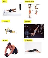 best abs exercises for men women
