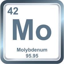 benefits of molybdenum glycinate