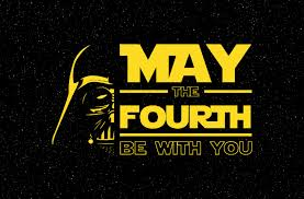 May the fourth be with you - vgizy notes