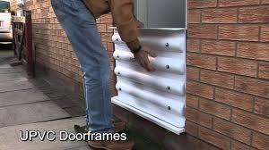 flood protection door barrier