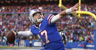 bills rookie quarterback josh allen