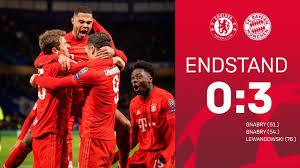 Chelsea-Bayern Monaco 0-3: show bavarese a Stanford Bridge ⋆ ZON