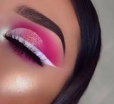 simple valentines look makeup artist