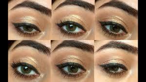 party eye makeup tutorial clista