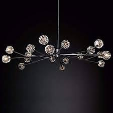 sputnik chandelier pendant lighting