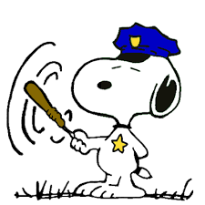 Snoopy as the World Famous Neighborhood Cop | Snoopy pictures, Snoopy,  Snoopy images