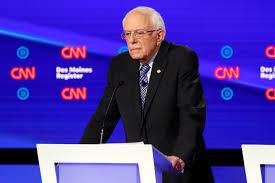 Abby Phillip, CNN debate moderator, dismisses Bernie Sanders' denial in  question - Washington Times