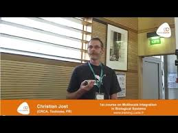 """Christian Jost: """"Collective construction in social insects"""" - YouTube"""