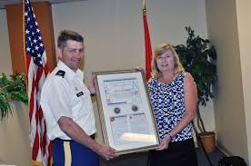 Corps Distinguished Civilian Employees named at ceremony > Nashville  District > News Stories