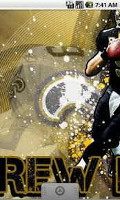 live wallpaper for with drew brees drew