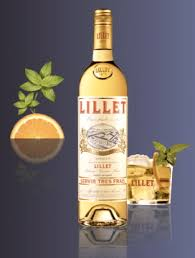 lillet the french wine aperitif