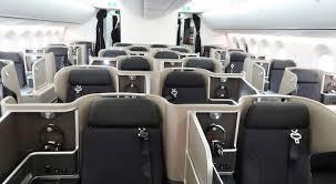 qantas 787 business cl cabin review