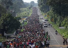 Hla Oo's Blog: Leftist US Open Borders Activists Behind The Caravan