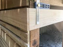 Under Deck Storage With Removable Fence Panel The Handyman S Daughter