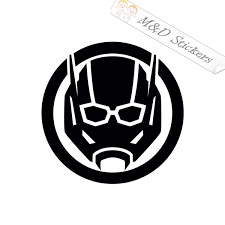 2x Antman Ant Man Logo Vinyl Decal Sticker Different Colors Size For M D Stickers
