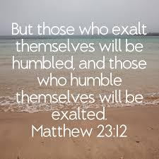 Matthew 23:12 | Scripture quotes, Verse, Words