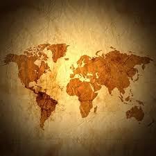 old world map stock photo free stock