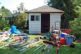 garden shed organizing ideas