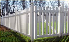Picket Fence Styles Latham Residential Fencing Latham