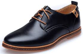 mactree men premium pu mid top boots