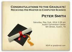 graduation invitations announcements party diy templates