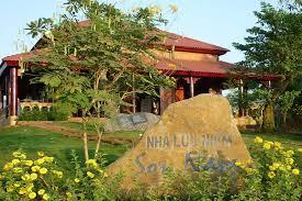 Khu tưởng niệm nhà văn Sơn Nam