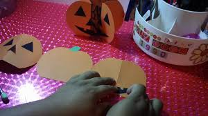 Tarjeta Invitacion Para Halloween Calabaza Pop Open Original Youtube