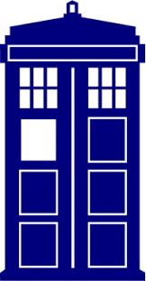 Custom Doctor Who Decals And Stickers Any Size Color