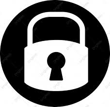 أيقونة القفل عزل عزل عن أزال الخلفية قفل مغلق دخول Png والمتجهات للتحميل مجانا
