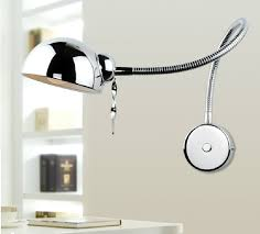 swing arm wall lamps modern reading led