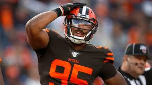 Cleveland Browns sign defensive end Myles Garrett to a five-year extension  - TSN.ca