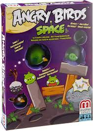 Amazon.com: Angry Birds Space: Planet Block Game: Toys & Games