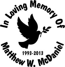 Peace Dove With Ribbon Custom Memorial Die Cut Vinyl Car Decal Designer Series Decals In Loving Memory Car Window Decals