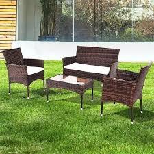garden sofa chair furniture rattan