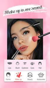 beauty selfie camera makeup photo